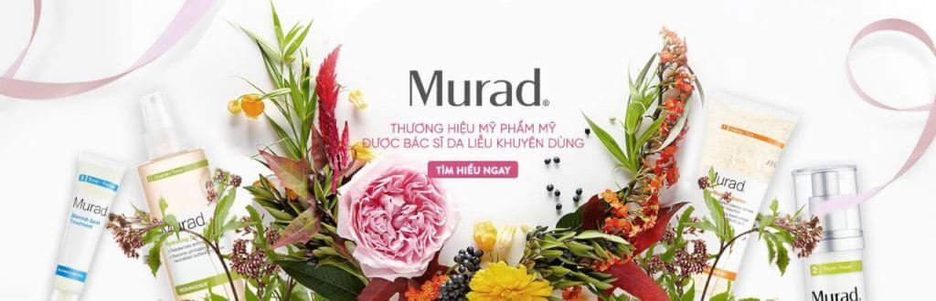 mỹ phẩm Murad