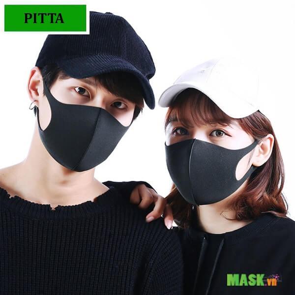 Khẩu trang Pitta