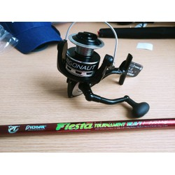 Cần câu cá Pioneer Fiesta