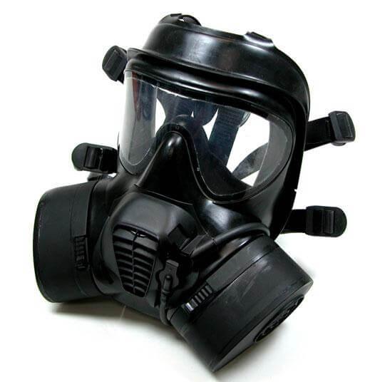 mặt nạ phòng chống độc