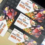 voucher buffet Sumo BBQ, King BBQ, Hoàng Yến...hay Buffet chay TPHCM giá rẻ.