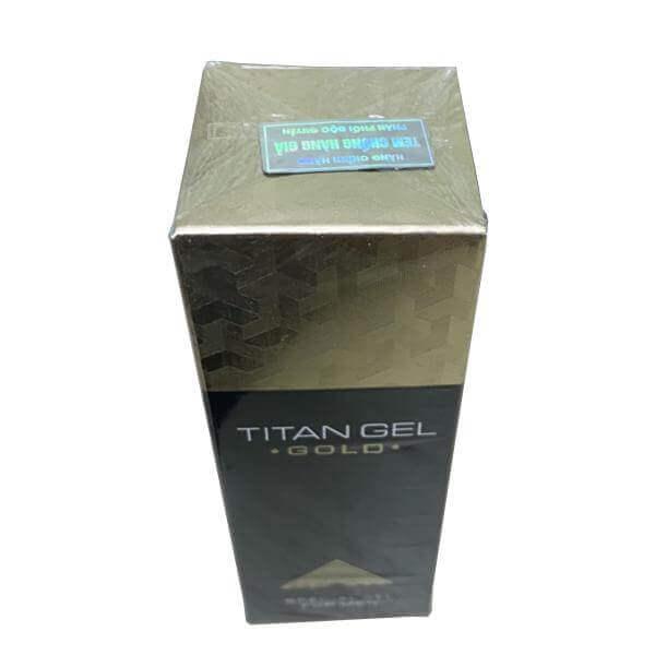 đánh giá review Titan Gel Gold