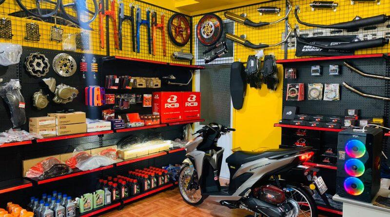 đồ chơi xe máy