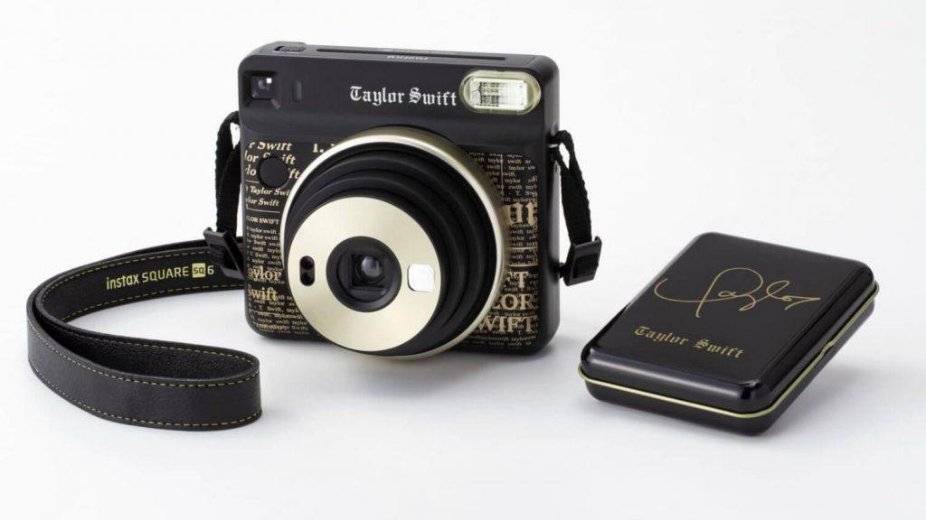 Máy chụp ảnh lấy liền Instax SQUARE SQ6 Taylor