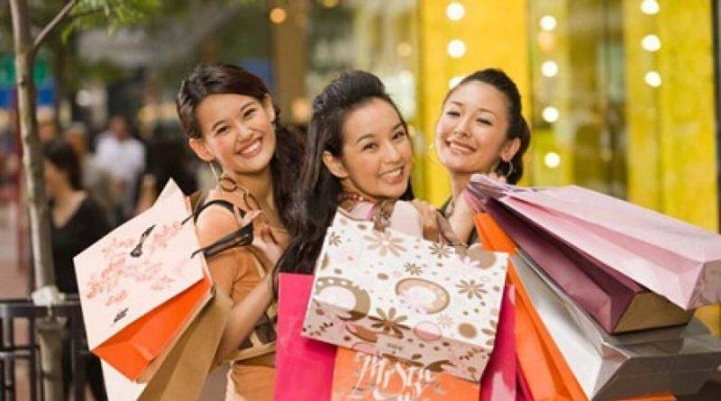 mua sắm giúp con người vui vẻ
