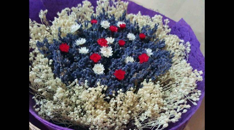 hoa khô đẹp