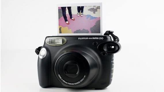 Fuji Instax Wide Instant Camera