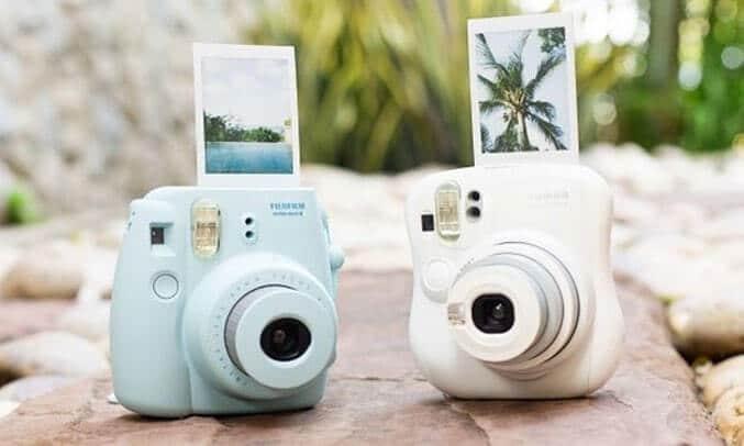 Máy chụp hình lấy liền Fuji Instax Mini 8