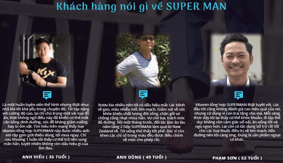 cách sử dụng superman