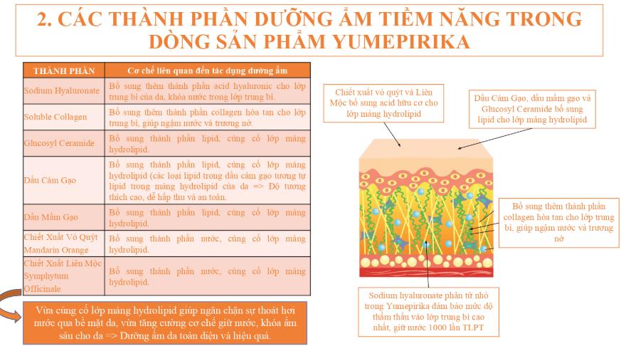 Dưỡng da cám gạo YUMEPIRIKA giá bao nhiêu