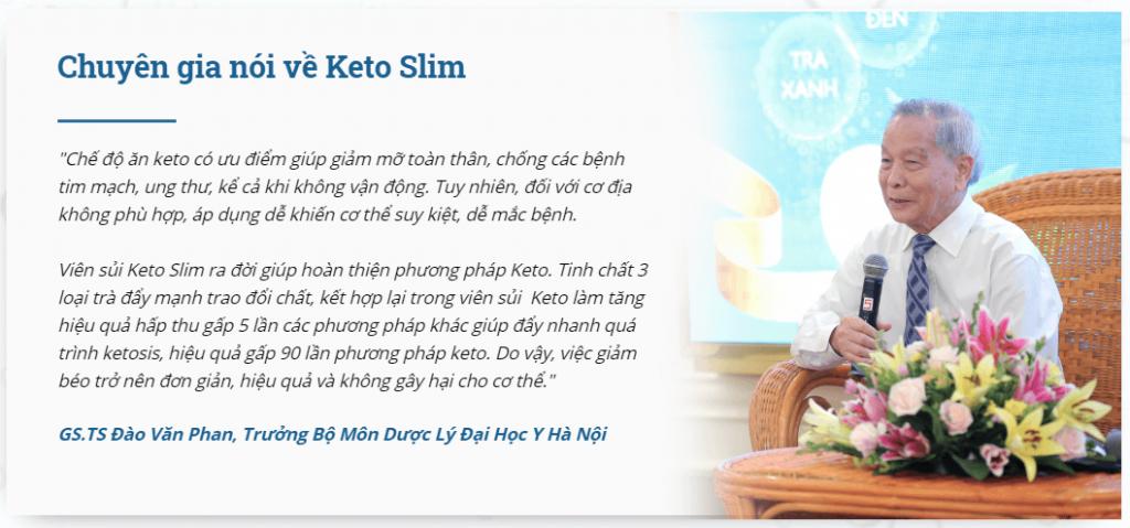 Keto Slim có tốt không