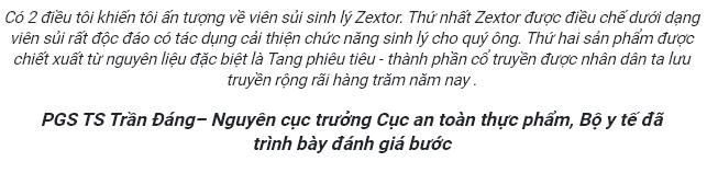 Viên sủi Zextor mua/bán ở đâu chính hãng