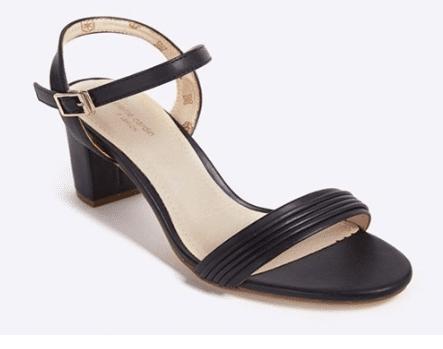 Giày sandal cao gót nữ Pierre Cardin