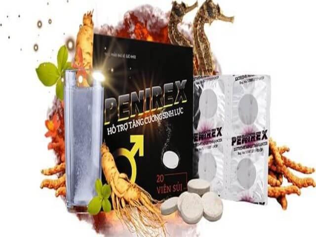 Viên sủi Penirex mua/bán ở đâu chính hãng
