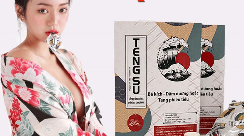 Địa chỉ mua / bán Viên ngậm sinh lý Tengsu ở đâu chính hãng