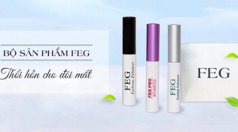 Serum Dưỡng mi FEG Plus